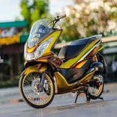 Modifikasi Honda PCX icon