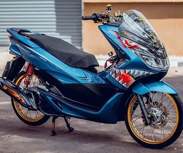 Modifikasi Honda Pcx For Android Apk Download