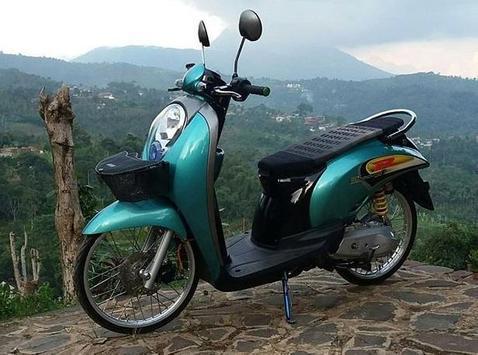 Modifikasi Honda Scoopy screenshot 5