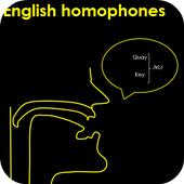 Homophones icon