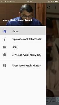 Kitabut-Tauheed_Yaseer Qadhi apk screenshot