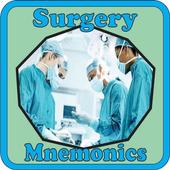 Surgery Mnemonics icon
