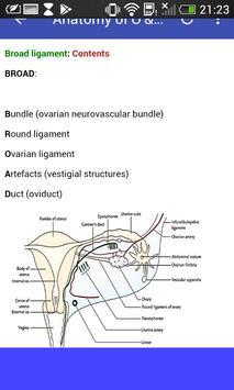 Obstetrics & Gynecology Mnemonics screenshot 6