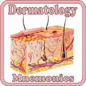 Dermatology Mnemonics icon