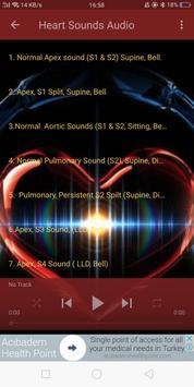 Cardiology Mnemonics, ECG, Heart Sounds & Murmurs screenshot 10