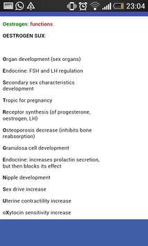 Endocrinology Mnemonics screenshot 12