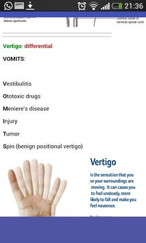 Neurology Mnemonics screenshot 6