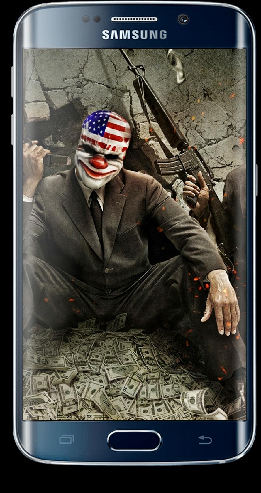 Payday Wallpaper For Android Apk Download