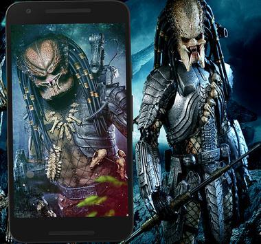 Wallpaper Predator HD screenshot 4
