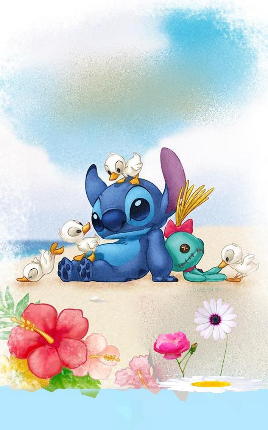 Lilo Stitch Art Wallpaper for Android - APK Download