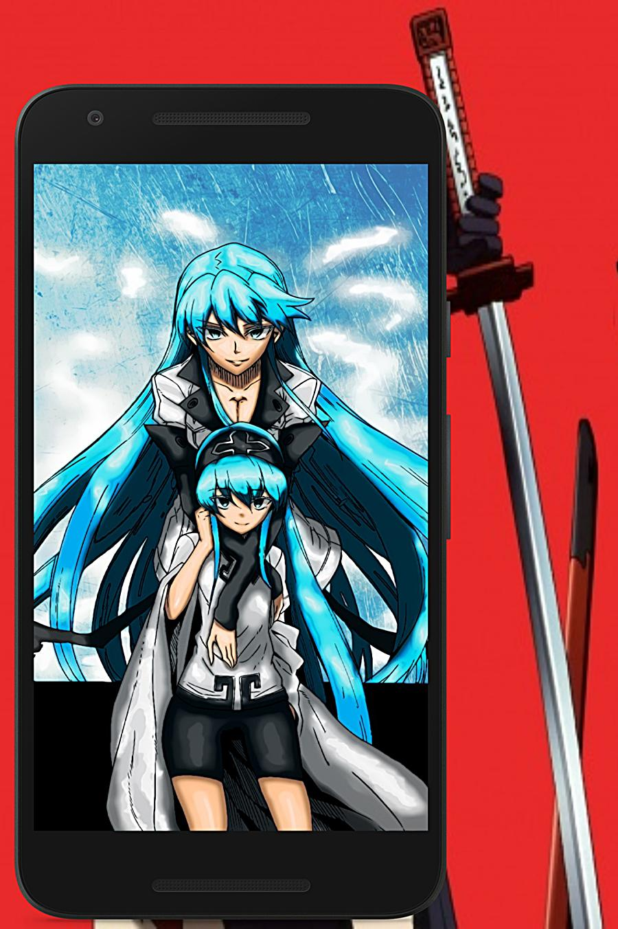 Akame Ga Kill Wallpapers For Android Apk Download