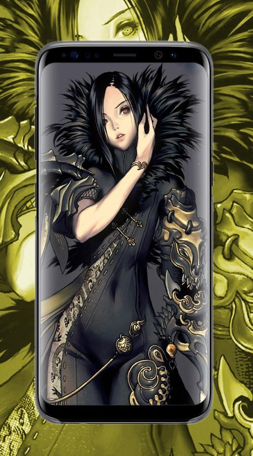 Blade And Soul Fan Art Wallpaper For Android Apk Download