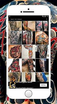 Japan's Tatto Wallpapers screenshot 2