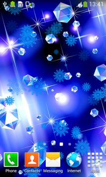 Crystal Blue Wallpapers screenshot 1