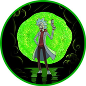 Rick Sanchez Wallpaper HD icon
