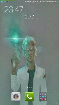 Rick Sanchez Wallpaper HD screenshot 3