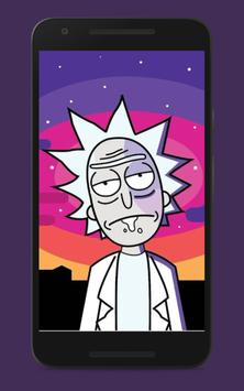 Rick Sanchez Wallpaper HD screenshot 1