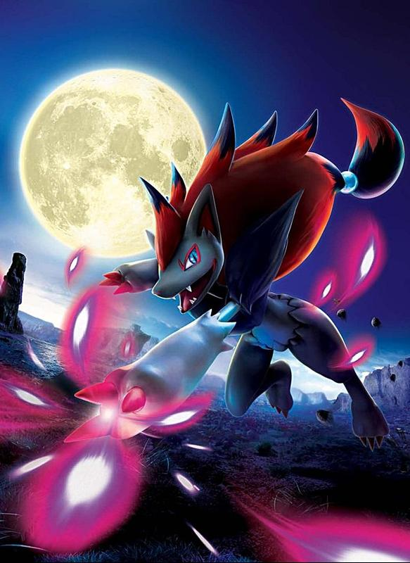 Zoroark Wallpapers For Android Apk Download