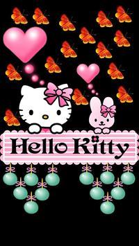 kitty wallpaper poster