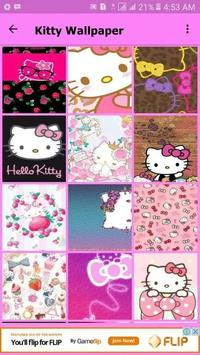 kitty wallpaper screenshot 1