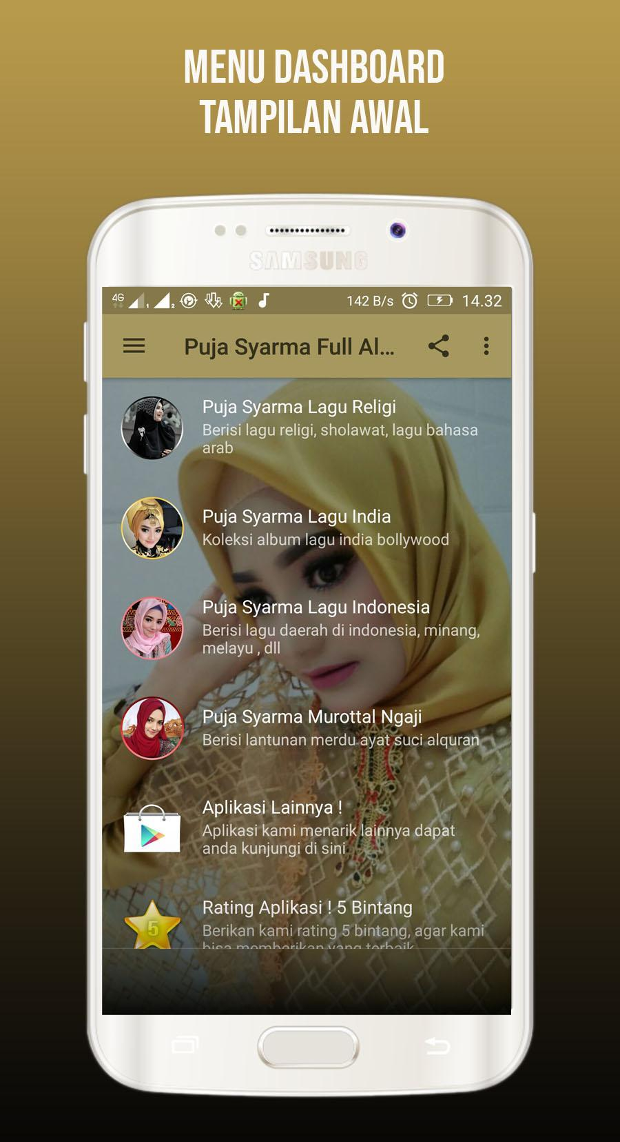 Puja Syarma Full Album Mp3 Offline for Android - APK Download