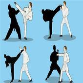 karate ( MARTIAL ARTS ) icon