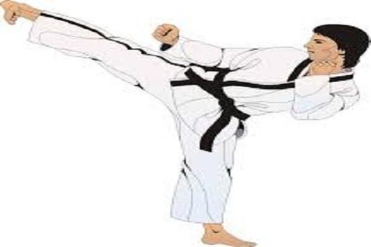 karate ( MARTIAL ARTS ) screenshot 1