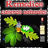 Remedios caseros y naturales icon