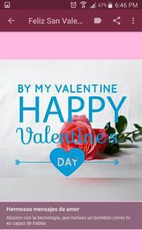 Feliz San Valentin screenshot 3