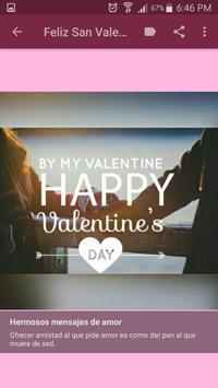 Feliz San Valentin screenshot 2