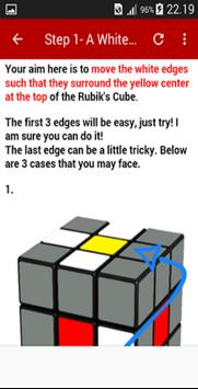 How to Solve Rubik's Cube 3x3 screenshot 2