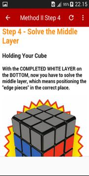 How to Solve Rubik's Cube 3x3 screenshot 4