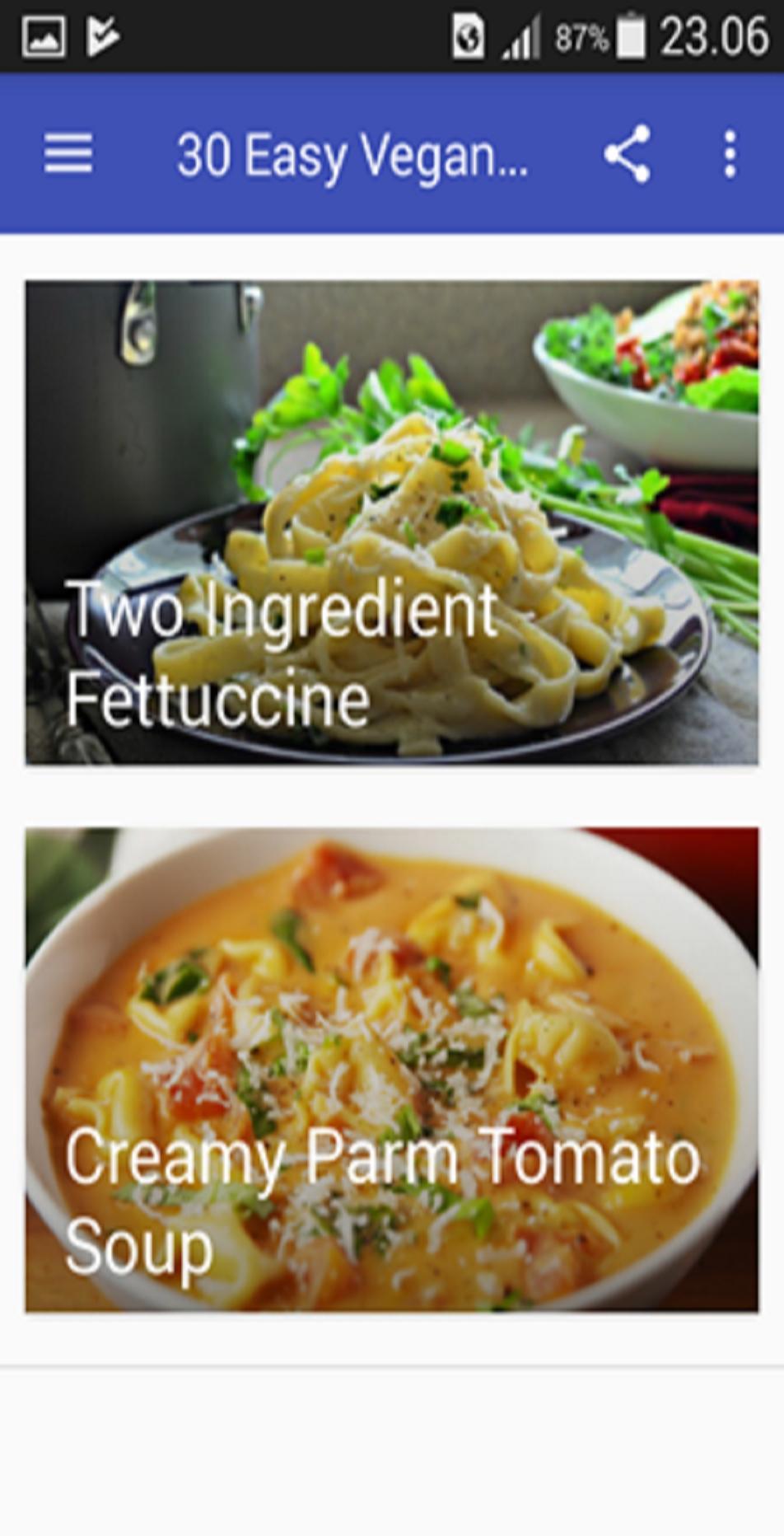 30+ Vegan Recipes Free 2