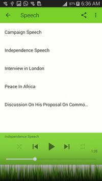 The Golden Voice Of Africa apk screenshot