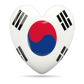 South Korea national anthem icon