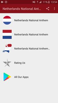 Netherlands National Anthem screenshot 1