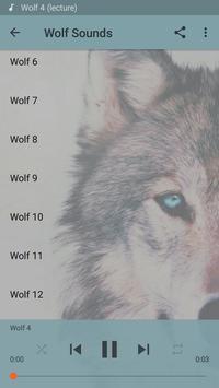 Wolf Sounds screenshot 1