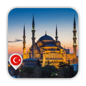 Travel to Istanbul icon