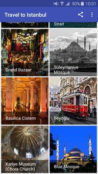 Travel to Istanbul screenshot 3