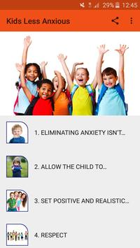 Kids Less Anxious poster