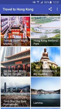 Travel to Hong Kong screenshot 3