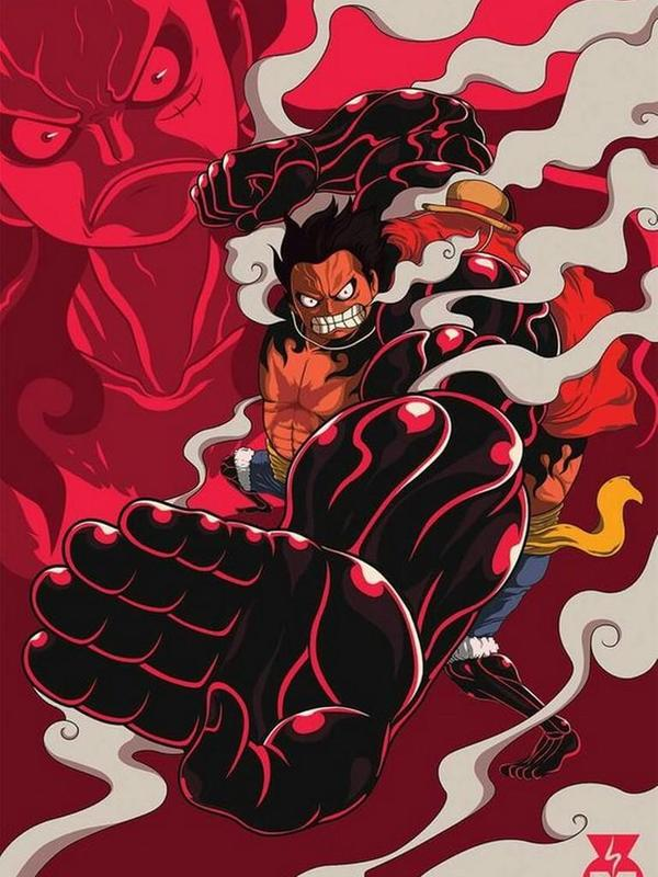 android 用の luffy gear 4 wallpapers hd apk をダウンロード