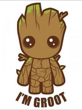 Baby Groot Wallpaper screenshot 4