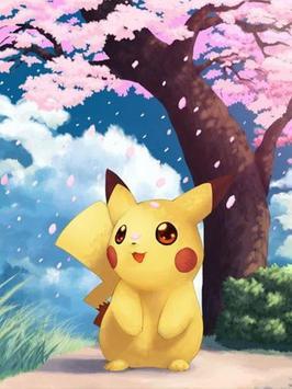 Pikachu Wallpaper 3D HD Lock Screen Screenshot 4