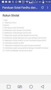 Panduan Sholat Fardhu dan Sunah Lengkap screenshot 2