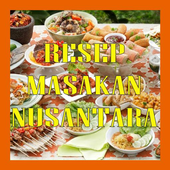 Resep Masakan Nusantara Terlengkap icon