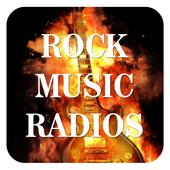 Rock Music Radio Stations icon