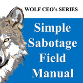 Simple Sabotage Field Manual icon