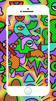 Psychedelic Wallpaper screenshot 1