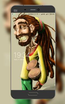 Rasta Wallpapers poster
